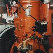 De Kromhout motor